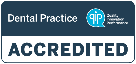 QIP logo for private dental practice accreditation in Australia
